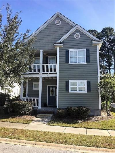 Bluffton Single Family Home For Sale: 17 Ashley Crossing Drive