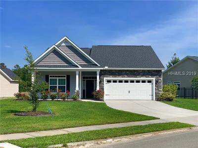 Jasper County Single Family Home For Sale: 1362 Hearthstone Drive