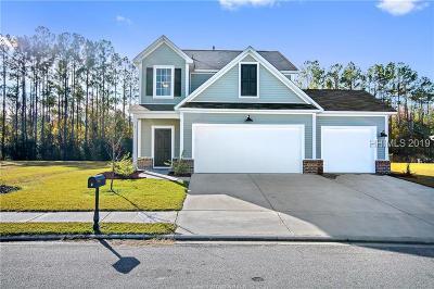 Single Family Home For Sale: 5 Sand Live Oak Drive