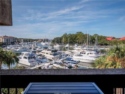 Hilton Head Island Condo/Townhouse For Sale: 17 Harbourside Lane #7117