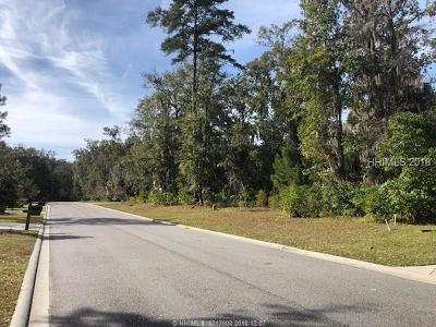 Bluffton SC Residential Lots & Land For Sale: $79,000