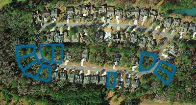 Bluffton Residential Lots & Land For Sale: 295 Club Gate