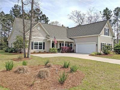 Beaufort County Single Family Home For Sale: 206 Medlock Place