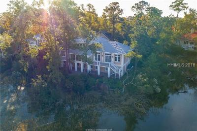 Beaufort Single Family Home For Sale: 4 Saint Charles Place