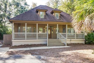 Hilton Head Island Single Family Home For Sale: 3 Troon Drive
