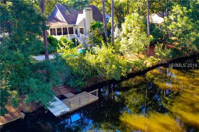 Hilton Head Island Single Family Home For Sale: 32 Starboard Tack
