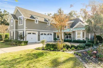 Bluffton SC Single Family Home For Sale: $628,000