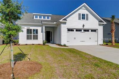 Hampton Lake Single Family Home For Sale: 142 Quarter Casting Circle