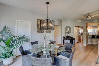 Hilton Head Island Condo/Townhouse For Sale: 5 Newport Drive #7101