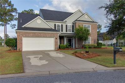 Bluffton Single Family Home For Sale: 155 Pinecrest Circle