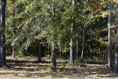Bluffton Residential Lots & Land For Sale: 9 Wood Sorrel Circle