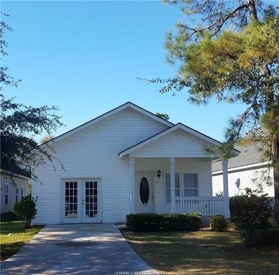 Bluffton Single Family Home For Sale: 127 Pine Forest Drive