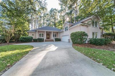 Callawassie Island Single Family Home For Sale: 15 Winding Oak Drive