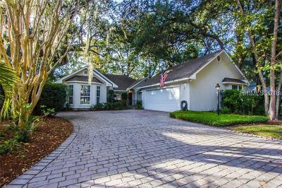 Beaufort County Single Family Home For Sale: 446 Bb Sams Drive