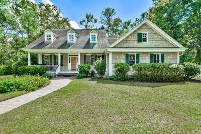 Beaufort Single Family Home For Sale: 206 Dela Gaye Point