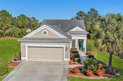 Bluffton Single Family Home For Sale: 4 Coronado Court