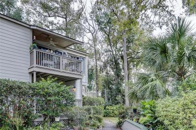 Hilton Head Island Condo/Townhouse For Sale: 125 Cordillo Parkway #79