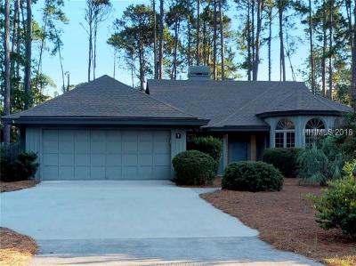 Hilton Head Island Single Family Home For Sale: 7 Sweetwater Lane