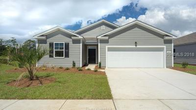 Bluffton Single Family Home For Sale: 10 Spirit Way