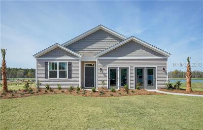 Bluffton SC Single Family Home For Sale: $257,990