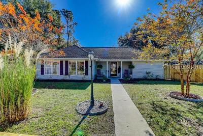 Hilton Head Island Single Family Home For Sale: 60 Shamrock Circle