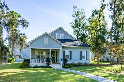 Beaufort Single Family Home For Sale: 15 Carter Oaks Dr