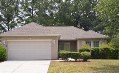 Bluffton SC Single Family Home For Sale: $208,000