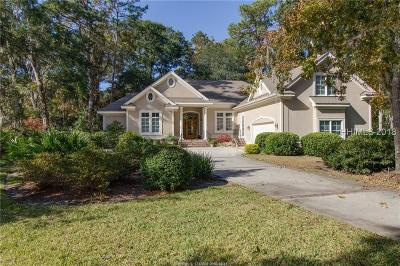 Bluffton SC Single Family Home For Sale: $599,900