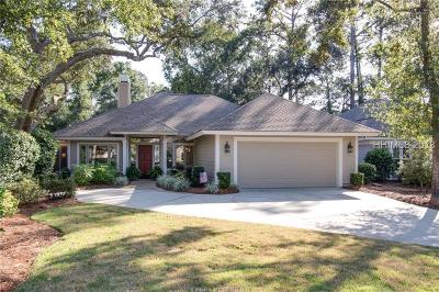 Hilton Head Island Single Family Home For Sale: 7 Richfield Way