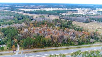 Residential Lots & Land For Sale: 3131 Okatie Highway