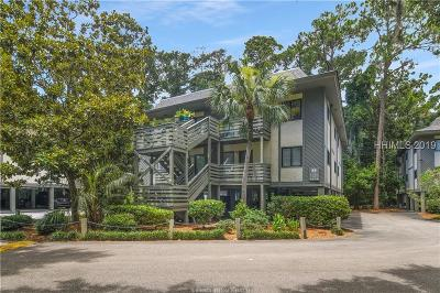 Hilton Head Island Condo/Townhouse For Sale: 104 Cordillo Parkway #D7