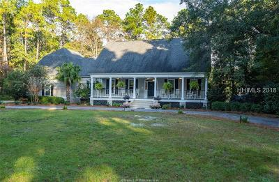 Beaufort Single Family Home For Sale: 28 Thomas Sumter Street