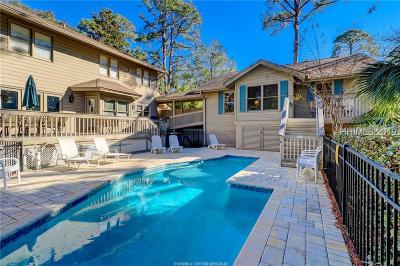 Hilton Head Island SC Single Family Home For Sale: $1,695,000