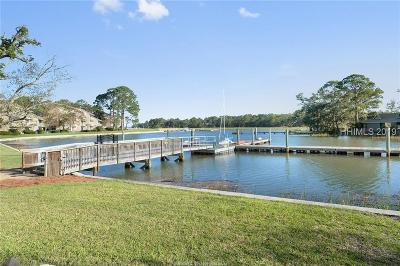 Hilton Head Island SC Condo/Townhouse For Sale: $519,000