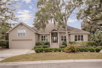 Beaufort County Single Family Home For Sale: 50 Hearthwood Drive