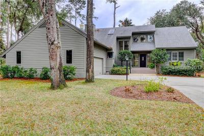 Hilton Head Island SC Single Family Home For Sale: $564,000