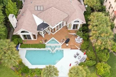 Hilton Head Island SC Single Family Home For Sale: $1,298,000