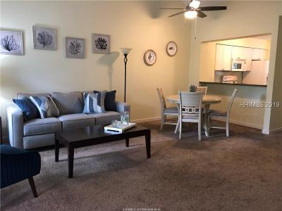 Hilton Head Island SC Condo/Townhouse For Sale: $309,000