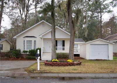 Single Family Home For Sale: 13 River Tree Cir
