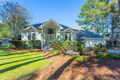 Beaufort Single Family Home For Sale: 57 Downing Drive