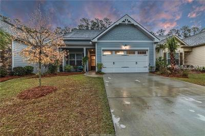 Bluffton SC Single Family Home For Sale: $435,500