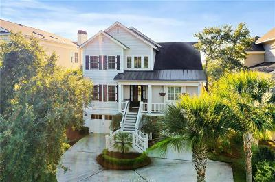 Hilton Head Island SC Single Family Home For Sale: $829,000