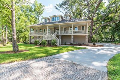 Bluffton SC Single Family Home For Sale: $649,000