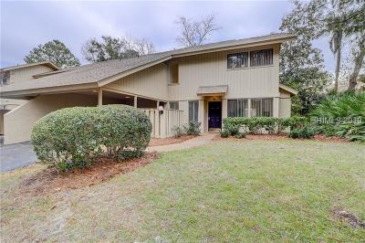 Beaufort County Condo/Townhouse For Sale: 43 Cordillo Parkway #105