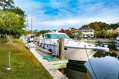 Hilton Head Island Residential Lots & Land For Sale: 84 Harbour Passage
