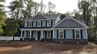 Beaufort Single Family Home For Sale: 125 Pleasant Point Drive