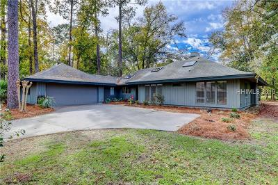 Hilton Head Island Single Family Home For Sale: 3 Bowline Bay Court
