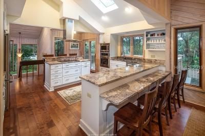 Hilton Head Island Single Family Home For Sale: 22 Wood Ibis Road