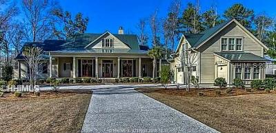 Beaufort County Single Family Home For Sale: 12 Gregorie Neck