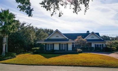 Saint Helena Island Single Family Home For Sale: 1223 Big Dataw Point